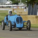 Bugatti at Goodwood