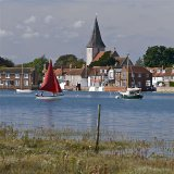 Harbour cottages Bosham