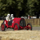 Fiat S74 at Goodwood
